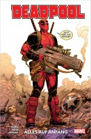 Deadpool Paperback 1 Cover