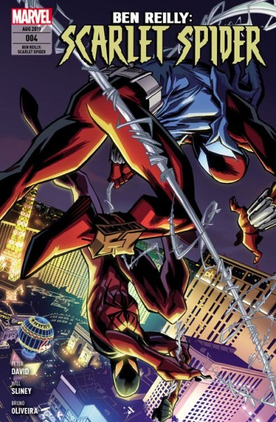 Ben Reilly: Scarlet Spider 4