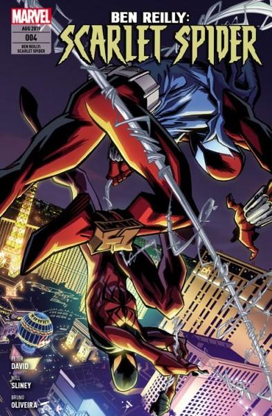 Ben Reilly: Scarlet Spider 4
