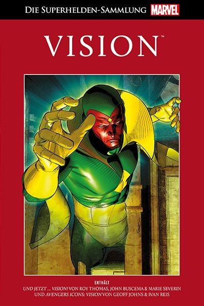 Die Marvel Superhelden Sammlung 16: Vision