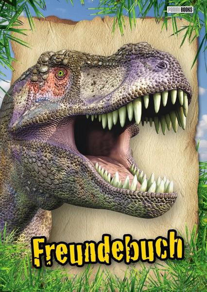 Dinosaurier - Freundebuch
