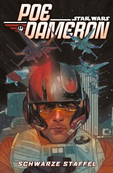 Star Wars Sonderband 95 - Poe Dameron I Staffel Schwarz