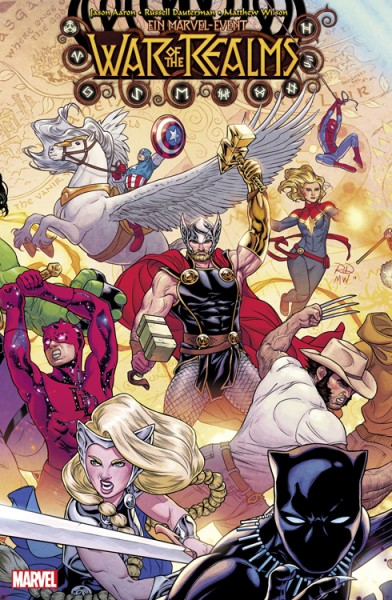 War of the Realms 1 Variant