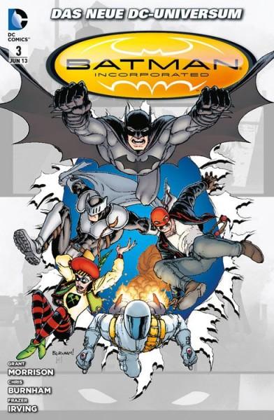 Batman Incorporated 3
