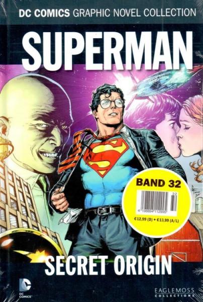Eaglemoss DC-Collection 32 - Superman - Secret Origin