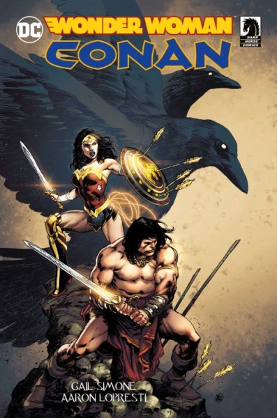 Wonder Woman/Conan Variant