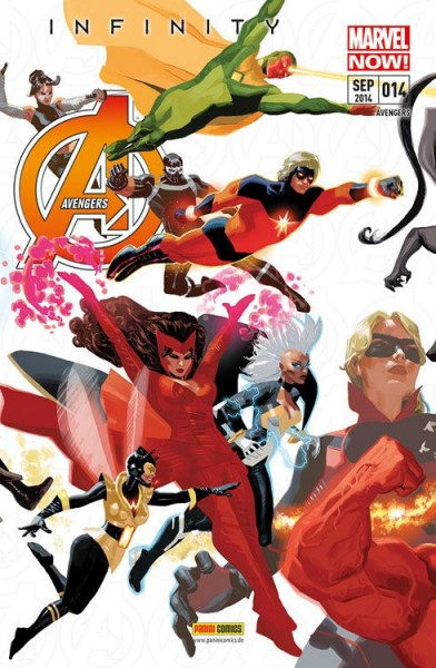 Avengers 14 (2013)