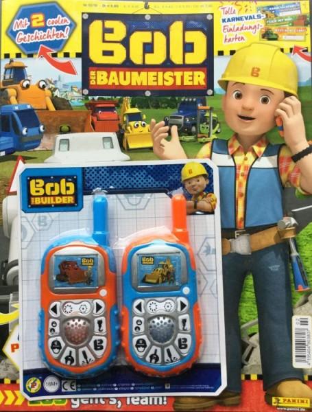 Bob der Baumeister Magazin 02/19