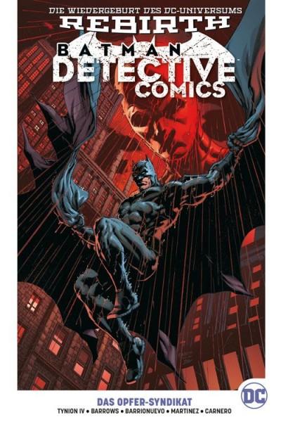 Batman Detective Comics Paperback 2: Das Opfer-Syndikat Hardcover