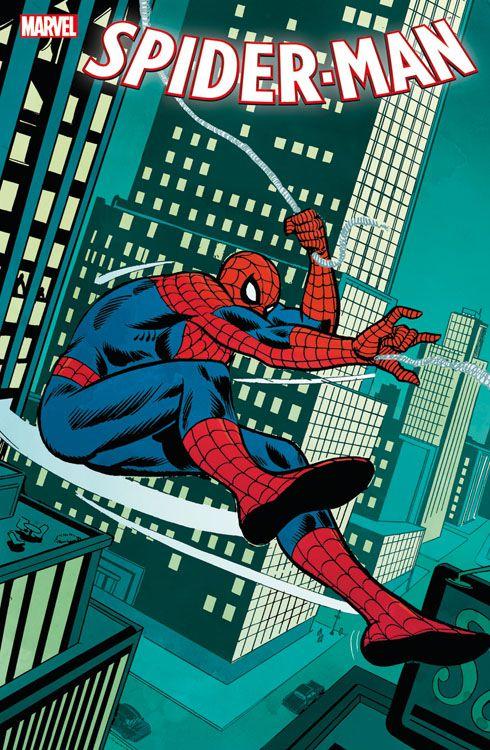 Spider-Man 19 (2016) Variant