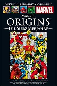 Hachette Marvel Collection 110: Marvel Origins - Die siebziger Jahre