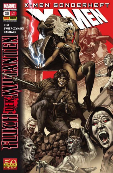 X-Men Sonderheft 30: Fluch der Mutanten