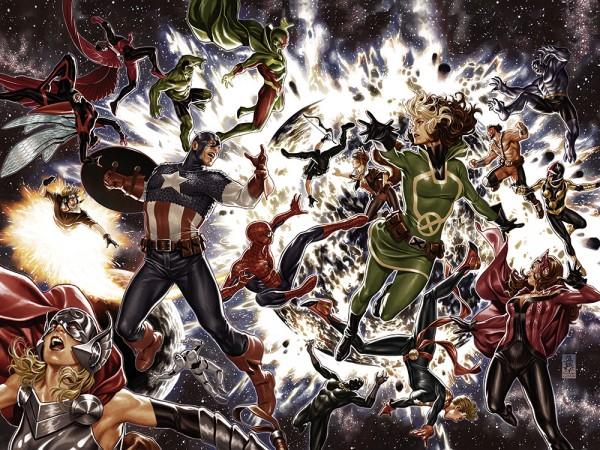 Marvel Legacy: Avengers - Der letzte Kampf