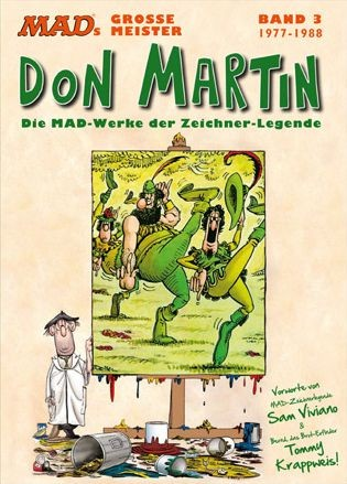 MADs grosse Meister: Don Martin 3