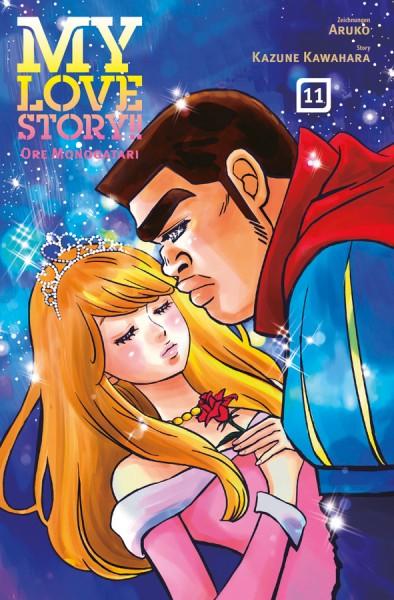 My Love Story! Ore Monogatari 11
