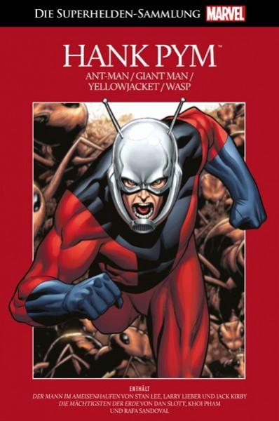 Die Marvel Superhelden Sammlung 35: Hank Pym (Ant-Man)