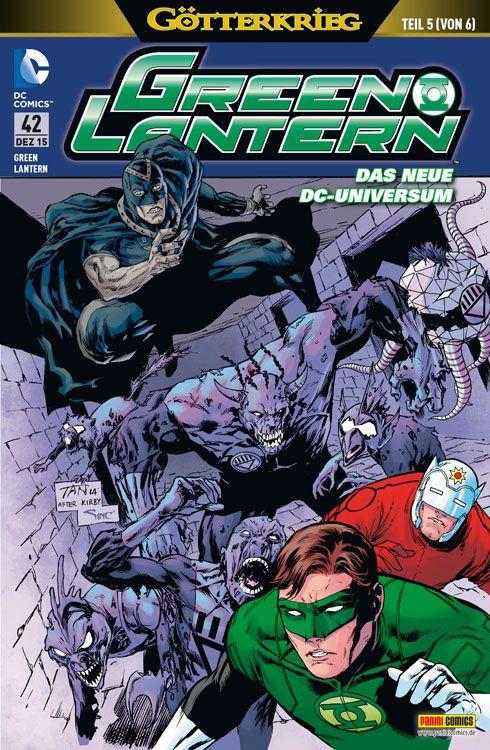 Green Lantern 42