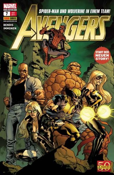 Avengers 7 (2011)