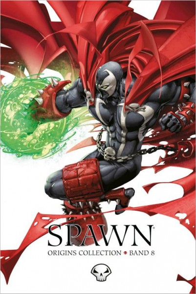 Spawn Origins Collection 8 Cover