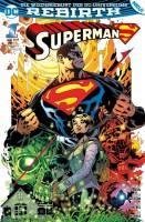Superman Sonderband 1: Der Sohn von Superman Cover