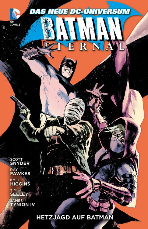 Batman Eternal 4