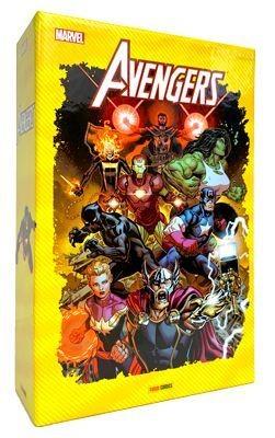 Avengers - Sammelschuber