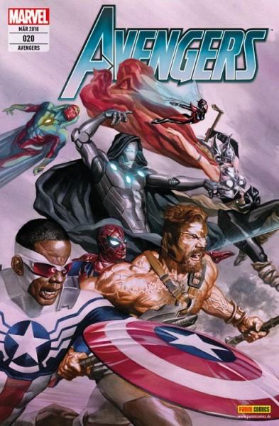 Avengers 20 (2016)
