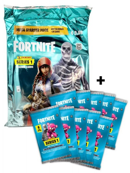 Fortnite Trading Cards – Free-to-play-Bundle