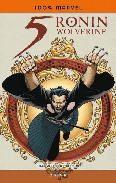 100% Marvel 61: Wolverine - 5 Ronin