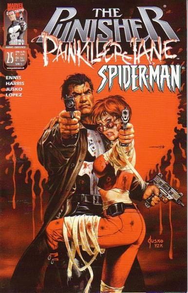 Marvel Crossover 25: The Punisher/Painkiller Jane/Spider-Man