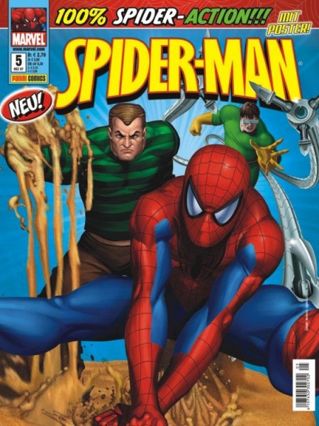 Spider-Man Magazin 5