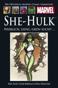Hachette Marvel Collection 35: She-Hulk - Weiblich, Ledig, Grün Sucht...