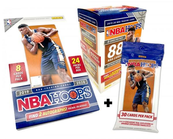 NBA Hoops 2019/20 Mega-Set