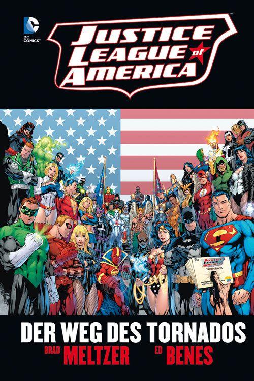 Justice League America: Der Weg des...