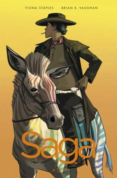 Saga 8 Cover