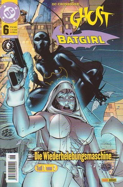DC Crossover 6: Batgirl Ghost - Die Wiederbelebungsmaschine 1