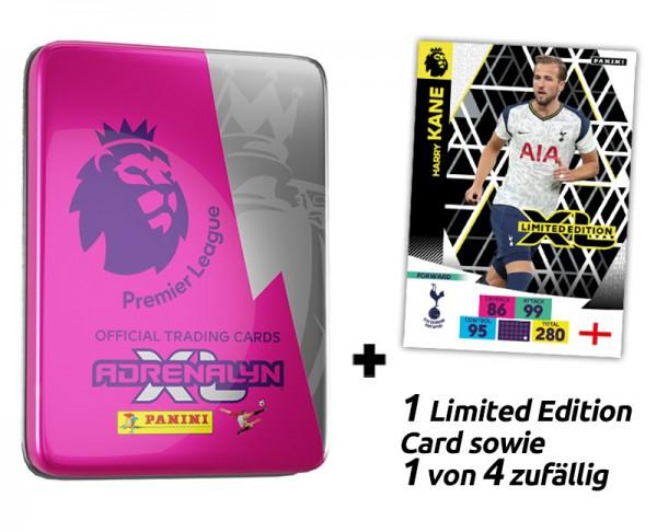 Panini Premier League Adrenalyn XL 2020/21 Kollektion – Pocket-Tin - Pink