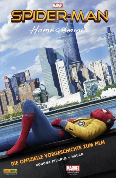 Spider-Man: Homecoming - Die offizielle Vorgeschichte zum Film