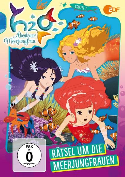 H2O - Staffel 1, Vol. 5: Rätsel um die Meerjungfrauen
