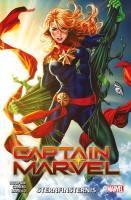 Captain Marvel 2 Cover