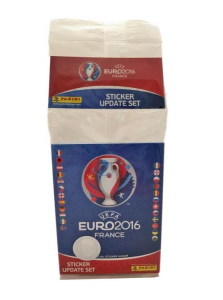 UEFA Euro 2016 Sticker-Update-Set