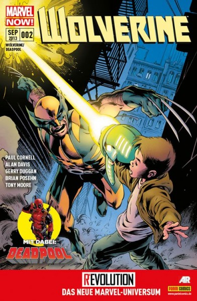 Wolverine/Deadpool 2
