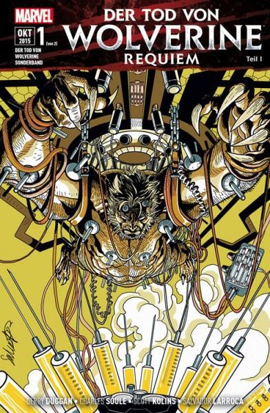 Der Tod von Wolverine Sonderband: Requiem 1
