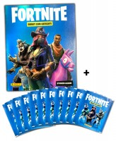 Fortnite Stickerkollektion - Schnupperbundle