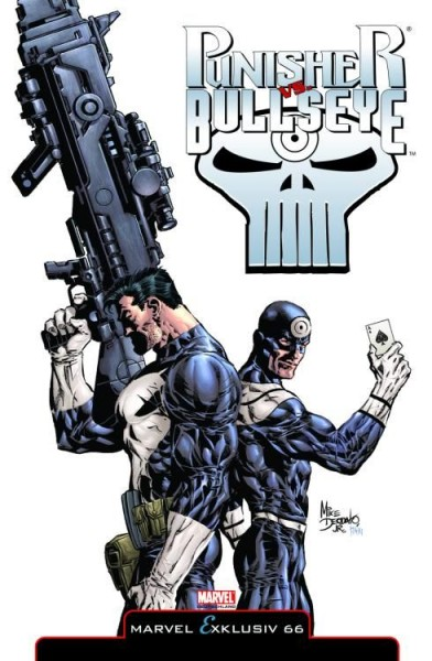 Marvel Exklusiv 66: Punisher vs. Bullseye Hardcover