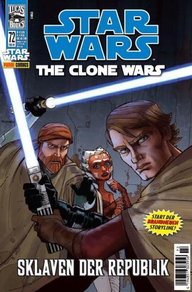 Star Wars 72: The Clone Wars