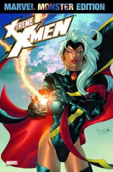 Marvel Monster Edition 8 - X-Treme X-Men