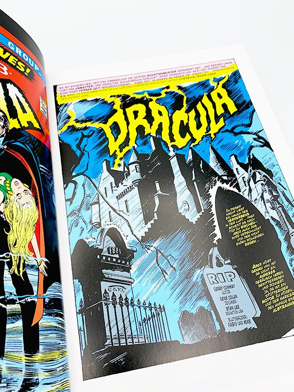 Die Gruft von Dracula Classic Collection