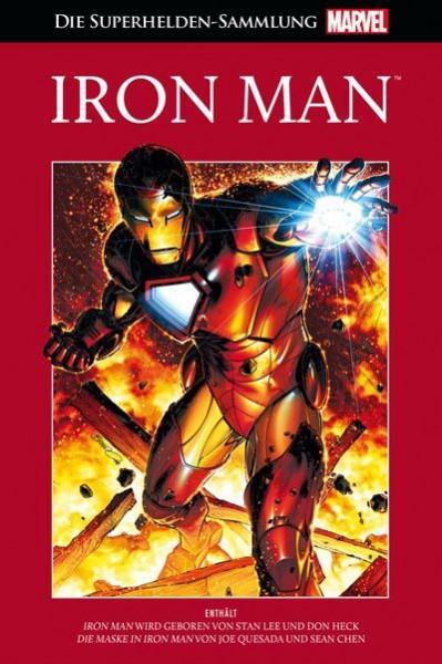 Die Marvel Superhelden Sammlung 6: Iron Man