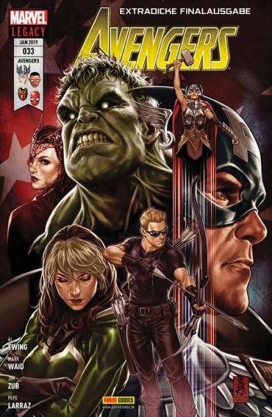 Avengers 33 (2016)